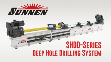 SHDD Series Deep Hole Drilling System